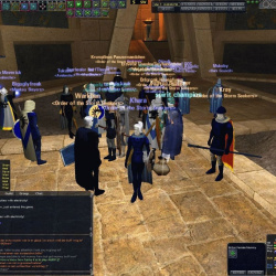 Screenshot collection by Kharon 2004-06-25